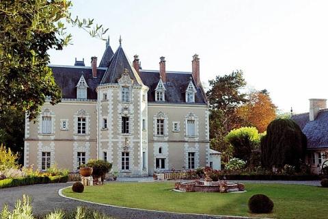 Schloss B&B Nora, Loire