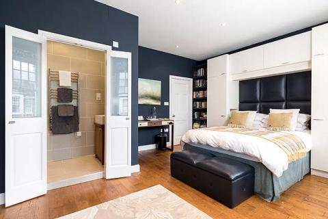 Blaues Doppelzimmer 3