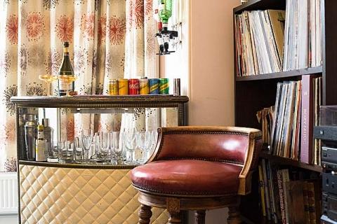 """""""Honesty Bar"""" in der Lounge"""