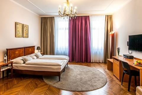 Ein Besonderes Doppelzimmer