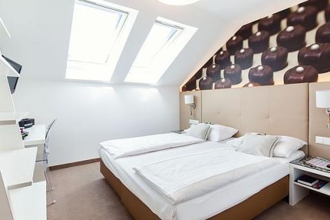 Ein Einzigartiges Doppelzimmer