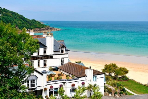 Strandhotel Carbis Bay, Cornwall