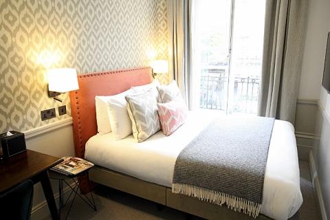 Ein Gemütliches Doppelzimmer