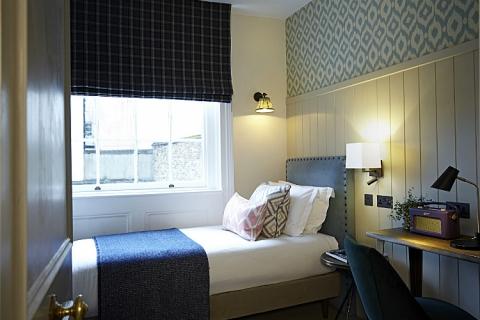 Ein Einzelzimmer