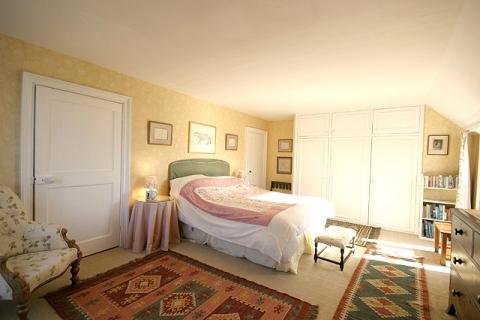 Gelbes Doppelzimmer