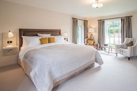 Ein Luxury Doppelzimmer