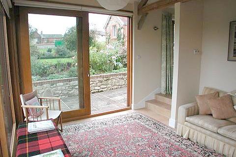 Lounge Gartenzimmer-Suite
