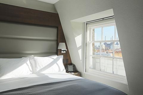 Ein City Queen Doppelzimmer