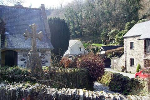 Ein Ort im Dartmoor
