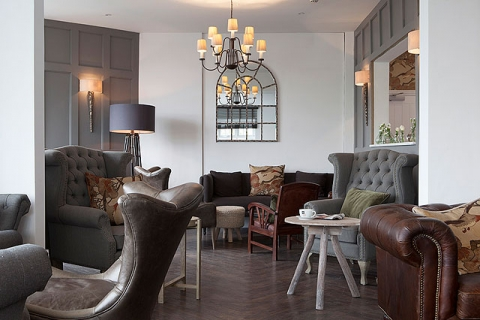 Lounge Boutique Hotel St Ives in Cornwall