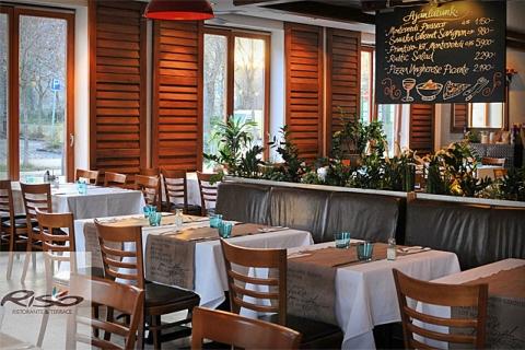 Hauseigenes Restaurant