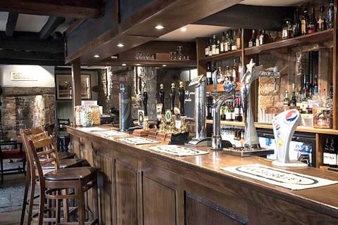 Typisch englischer Pub