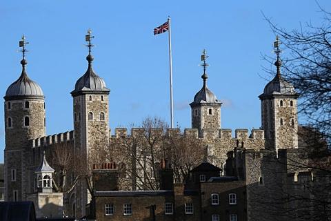 Nicht weit bis zum Tower of London