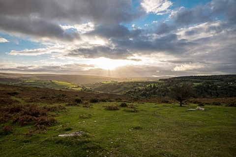 Impressionen des Dartmoors