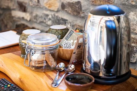 Tee-Kaffee-Set in jedem Zimmer