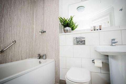 Beispiel für ein Bad