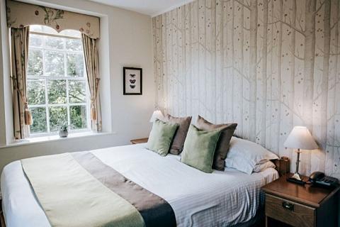 Ein Stilvolles Doppelzimmer