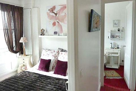 Doppelzimmer 371 + Flur