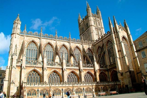 Abtei in Bath