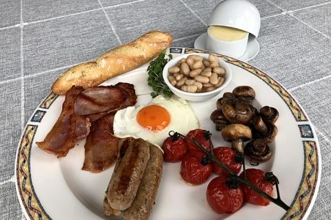 Frühstücksbeispiel