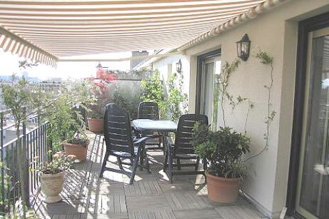 Begrünte Terrasse DZ 324