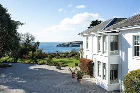 Boutique Aparthotel in Cornwall