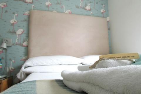 Ein kleines Doppelzimmer