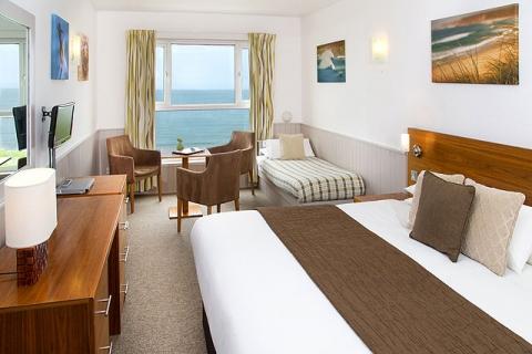 DZ mit Sofabett Apartment Suite B