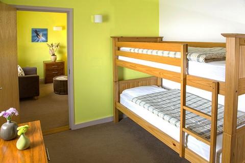 Kinderzi. Apartment Suite C
