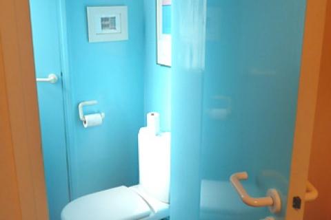 Sep. eigenes WC