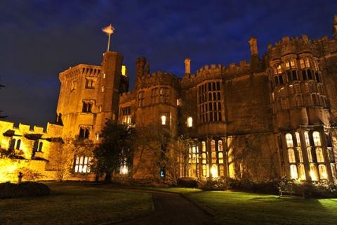 Das Schloss by night