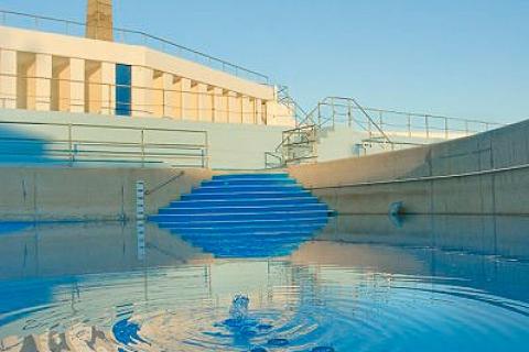 Millenium Pool in Penzance