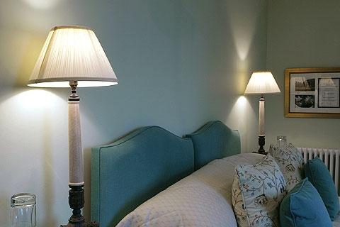 Ein Doppelzimmer