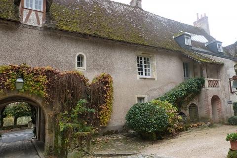 Mittelalterliche Burg